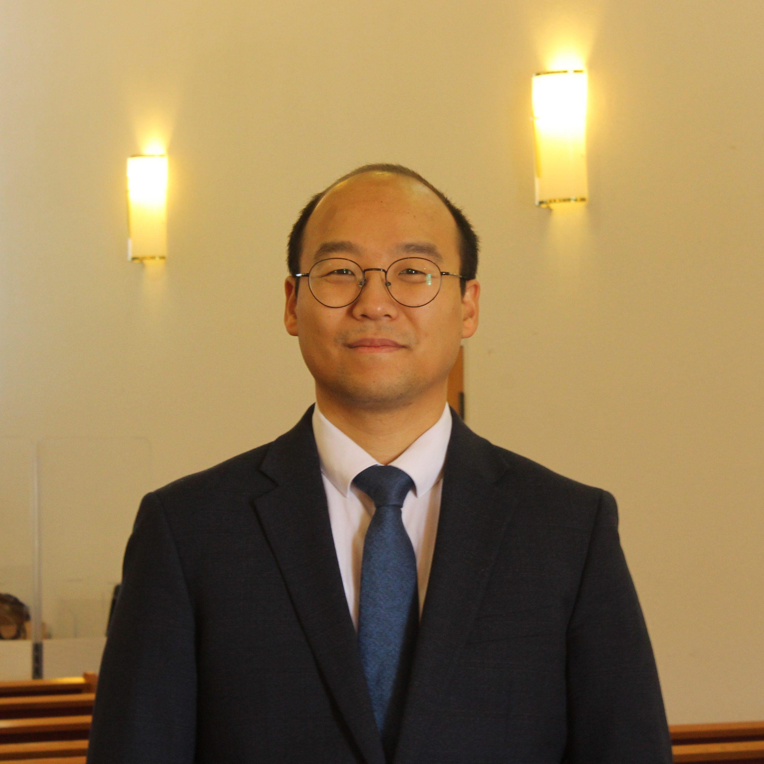 조성우 목사